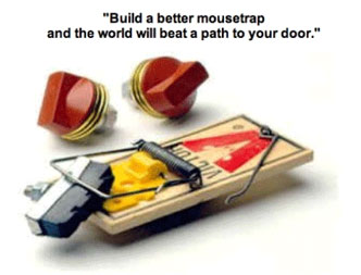 Mouse Trap Ad